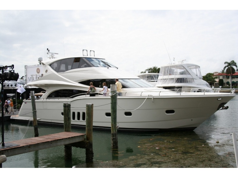 70 39 Marquis Motor Yacht For Sale
