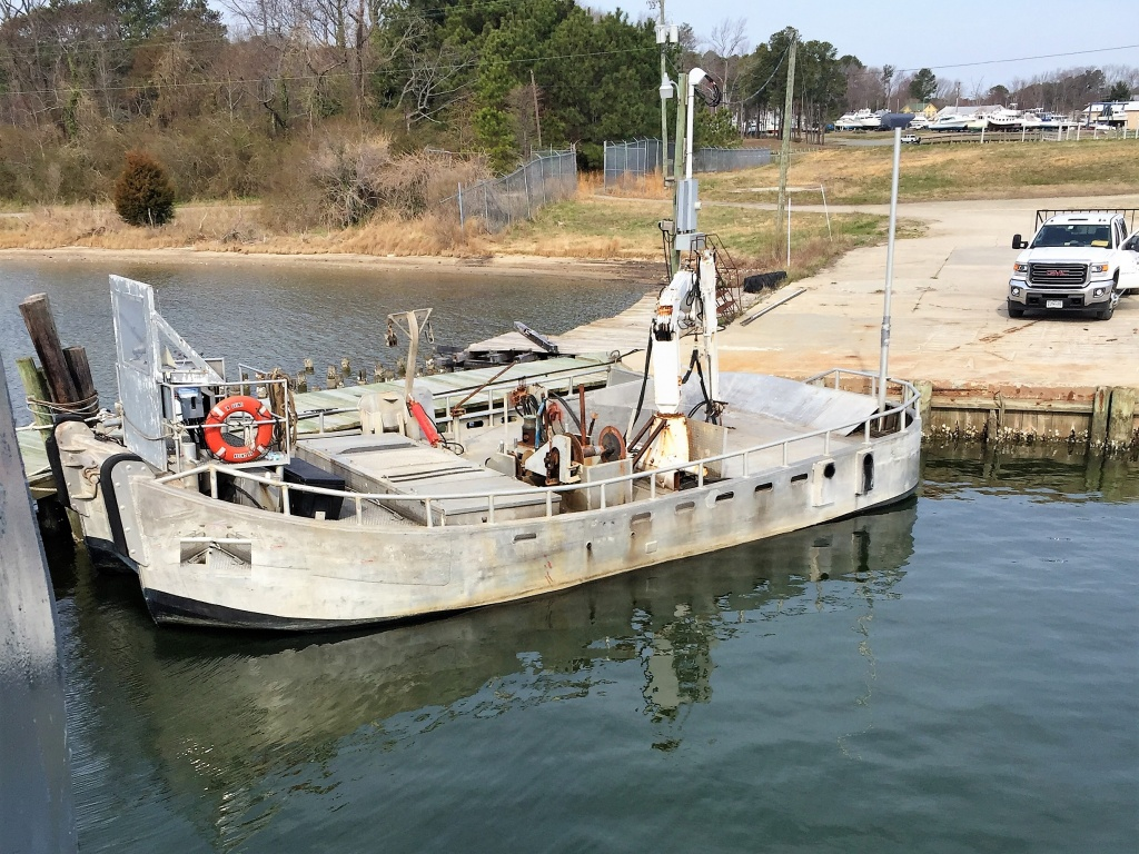 Optional 36' Seiner with Twin DD 6V-53's