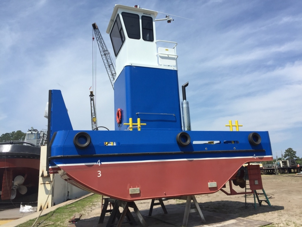 Overstock Boats - 2019 Truckable Push boat Tug For Sale