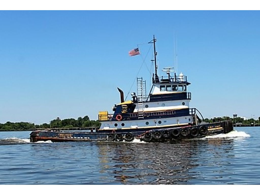 Overstock Boats - ABS Model Bow Ocean Going Tug for Sale
