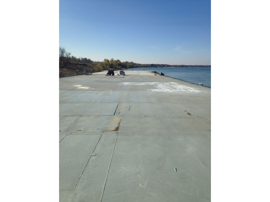 Overstock Boats - 300' Freshwater Deck Barge for Sale